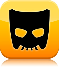 grindr iphone app